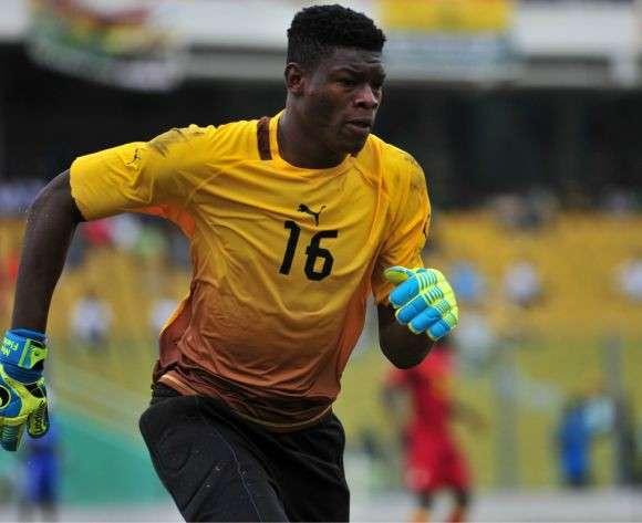 Hearts of Oak goalie Seidu Mutawakilu
