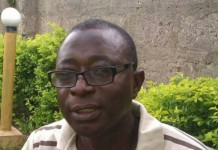 Peter Anarfi-Mensah, the new Ashanti Regional Minister