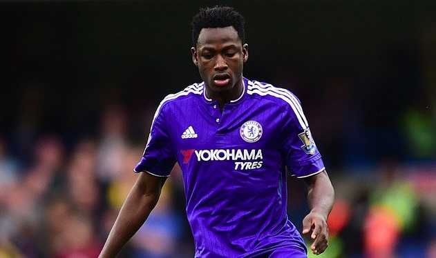 Baba Rahman was in action for Chelsea in the League Cup on Tuesday night