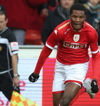 Benjamin Tetteh was in action for Standard Liege on Wednesday