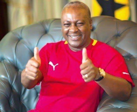 President of the Republic of Ghana