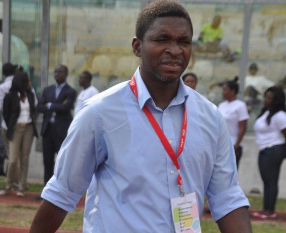 Home-based Black Stars coach Maxwell Konadu