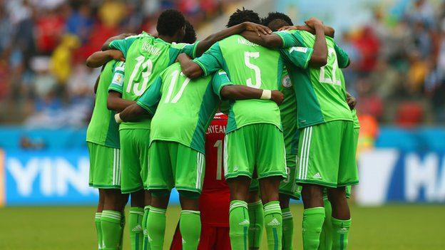NIGERIA NW