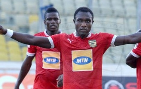 Obed Owusu is the player considered to be unqualified to play against Hearts of Oak
