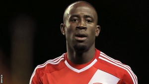 Ghana winger Albert Adomah could return to the Middlesbrough squad against Charlton in the English Championship tomorrow afternoon.