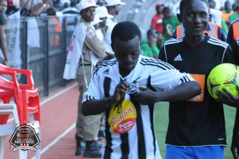 Ghana and TP Mazembe winger Solomon Asante