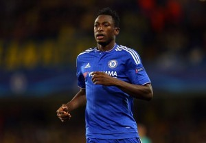 Chelsea manager Jose Mourinho has left Ghana defender Baba Rahman out of the starting line-up to play West Ham in the English Premier League on Saturday.