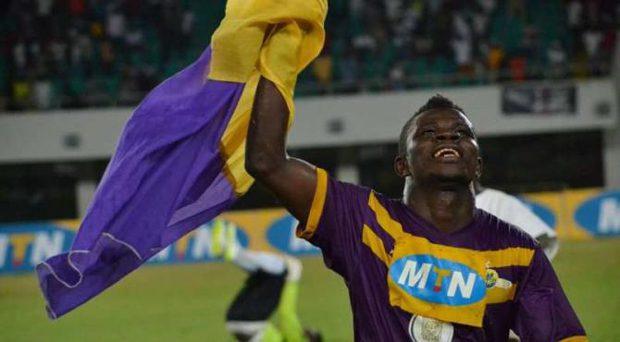 Medeama SC midfielder Kwesi Donsu