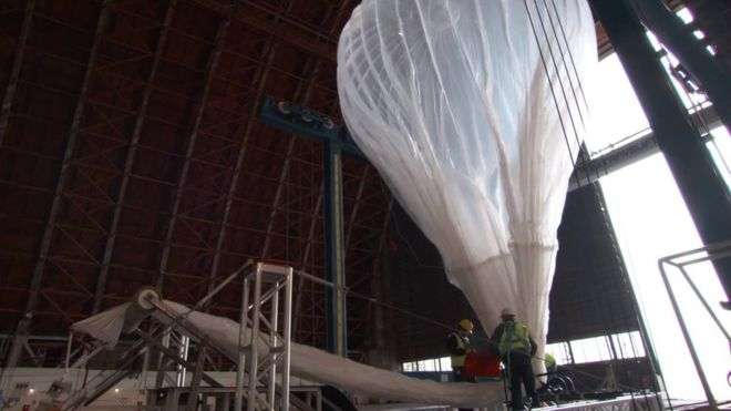 Google's Project Loon superpressure balloons have already flown millions of kilometres around the world