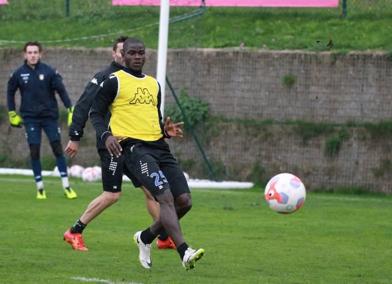 Ghana and Evian defender Jonathan Mensah