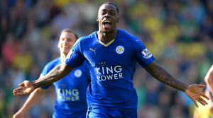 Ghana defender Jeff Schlupp has returned to action for English side Leicester City after recovering from a head injury.