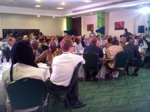 A cross-section of participants at the Clean Cook 2015 Forum