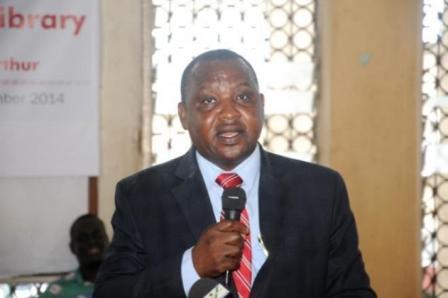 Mr Alex Kyeremeh - Deputy Minister of Education, Pre-Tertiary