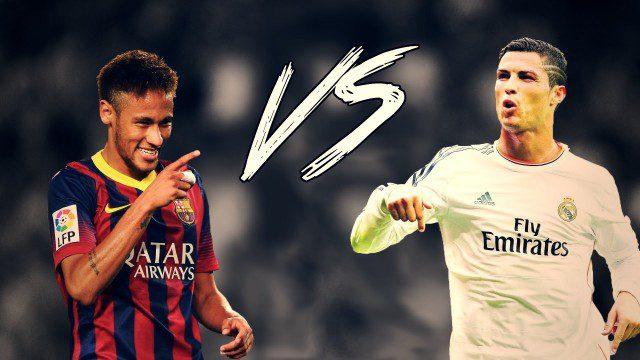 Neymay vs Ronaldo