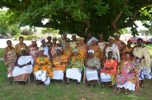 Queen mothers Foundation of Ghana