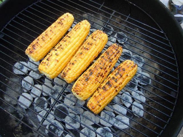 Street Roasted maize