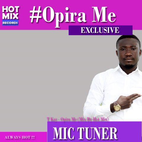Tkay - Opra Me (Mix By Hot Mix)