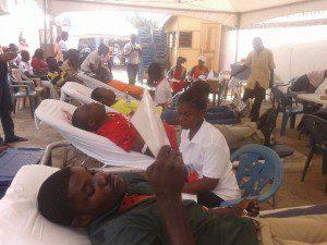 Tobinco Blood donation