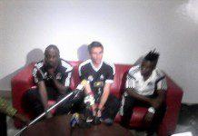 TP Mazembe players