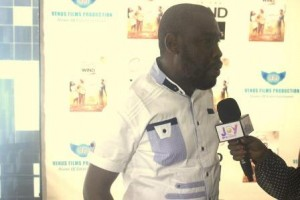 Abdul Salam Mumuni (Venus Film Production)