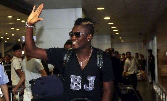 Asamoah Gyan set to launch BJ3 clothing line