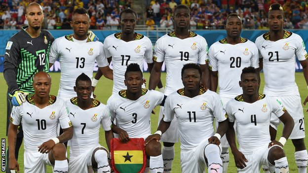 Ghana coach Avram Grant has handed home-based youngster Samuel Tetteh his official debut in a strong 23-man squad that includes Asamoah Gyan and Andre Ayew for this month's back-to-back 2018 World Cup qualifier against Comoros.