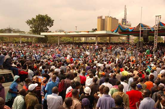 Corruption, tribalism conspire to hold Kenya to ransom