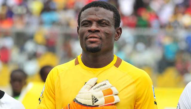 Fatawu Dauda of Ghana at the world cup qualifier ©Christian Thompson/BackpagePix
