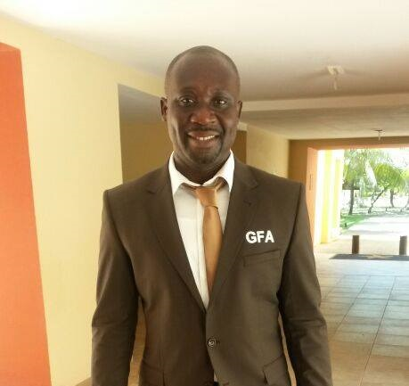 Black Stars management chief George Afriyie