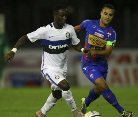 Gyamfi is showing great prospects at Inter Milan