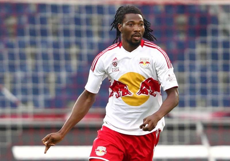 Isaac Vorsah has joined Red Bull Salzburg junior side