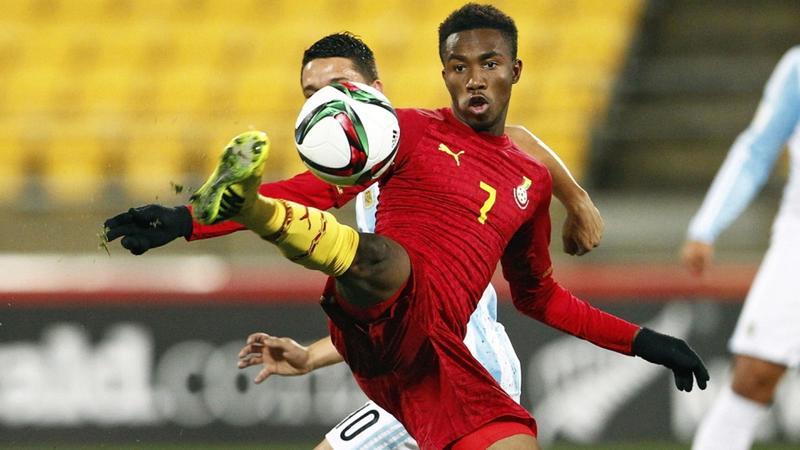 Samuel Tetteh has been handed his debut Ghana call-up