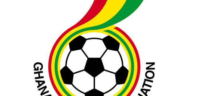 The Logo of the Ghana Football Association