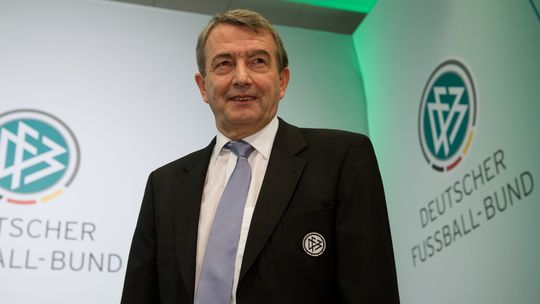 The current DFB President, Wolfgang Niersbach, has denied that a slush fund to secure votes existed