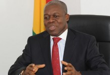 Vice President Amissah-Arthur