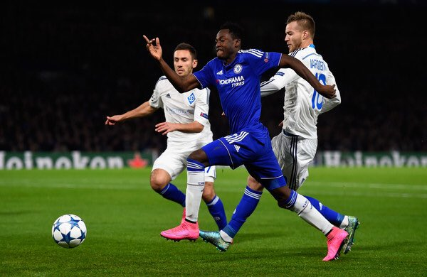 Ghana defender Baba Rahman looks to have seized the Chelsea left-back position after his impressive showing in the Blues 2-1 victory over Dynamo Kyiv in the UEFA Champions League this week.