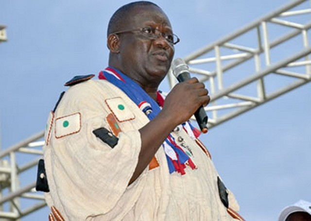 Embattled NPP Chairman Paul Afoko