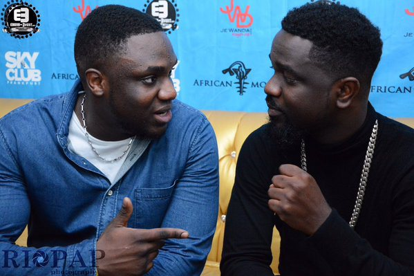 sarkodie and fan 3