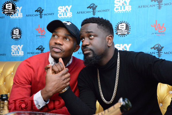 sarkodie and fan1