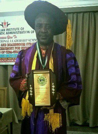 Alhaji Mohammed Kwaku Doku