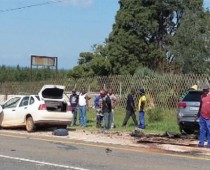 Johannesburg, 25 December 2015 - A case of culpable homicide has been opened after a 68 year-old man died in an accident involving a minister's official vehicle. Video: eNCA
