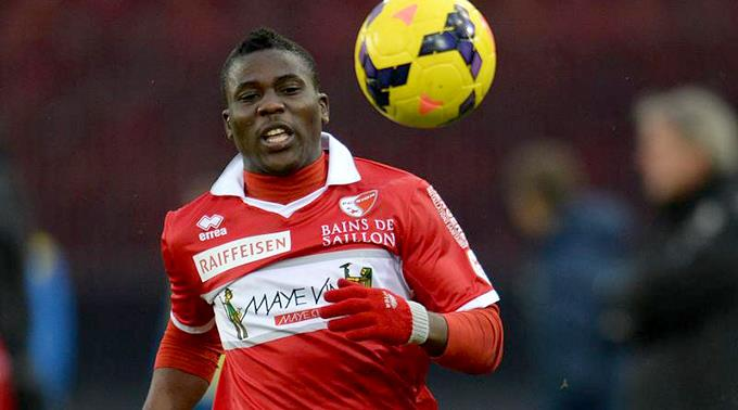Ebenezer Assifuah Helps FC Sion to Victory Over FC Basel