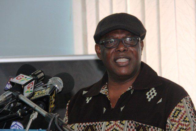 Chairman of NMC Kwasi Gyan-Apenteng