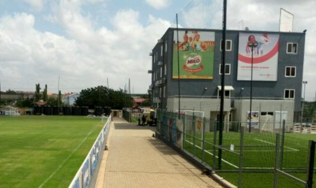 Lizzy's sports complex