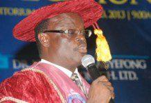 Reverend Dr Peter Ohene Kyei