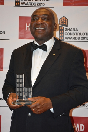 Rockson Kwesi Dogbegah,Rockson Kwesi Dogbegah, the Executive Chairman and Founder of Berock Ventures Limited