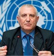 Said Djinnit, UN special Envoy and Secretary General for the Great Lakes region in Africa