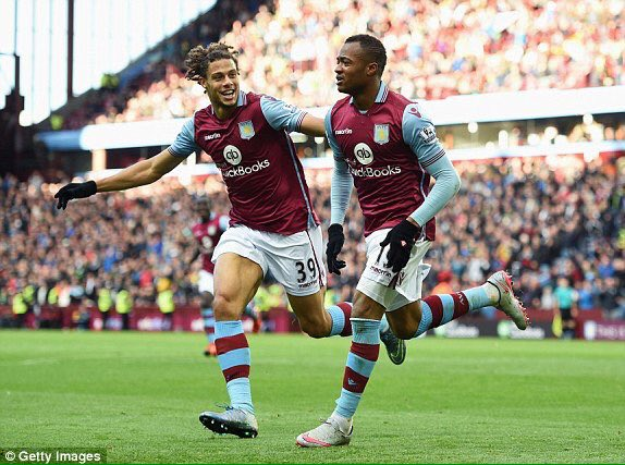 Norwich City Kills Jordan Ayew's Hopes for Aston Villa