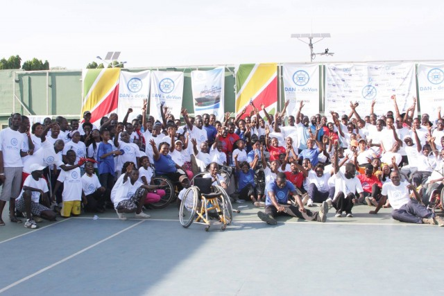 Paralympic festival