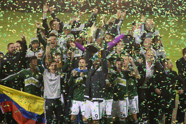 Adam Kwarasey and Portland Timbers Win MLS Cup Triumph
